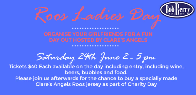 Roos Ladies Day